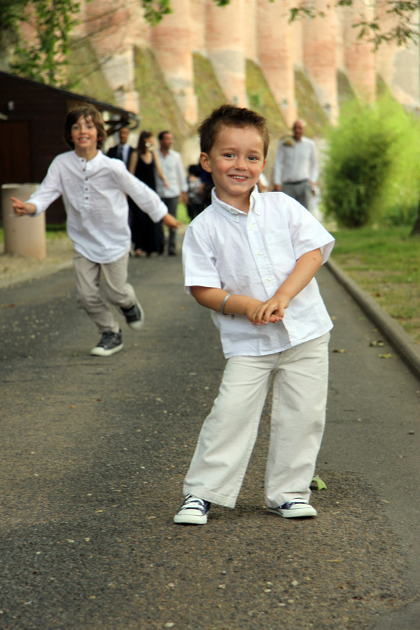Enfants spontanés