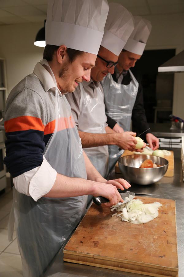 Atelier de cuisine - Airbus-100