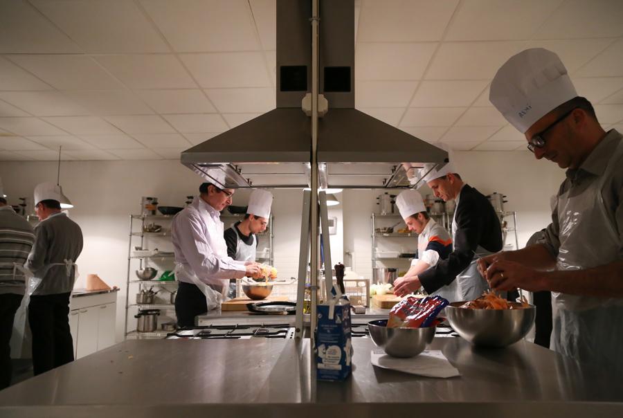 Atelier de cuisine - Airbus-114
