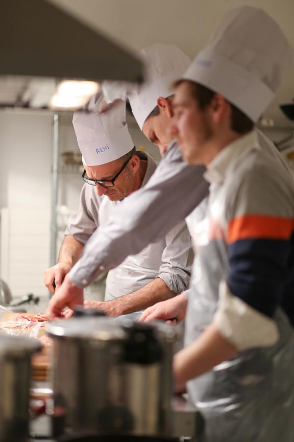 Atelier de cuisine - Airbus-184