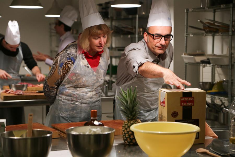 Atelier de cuisine - Airbus-194