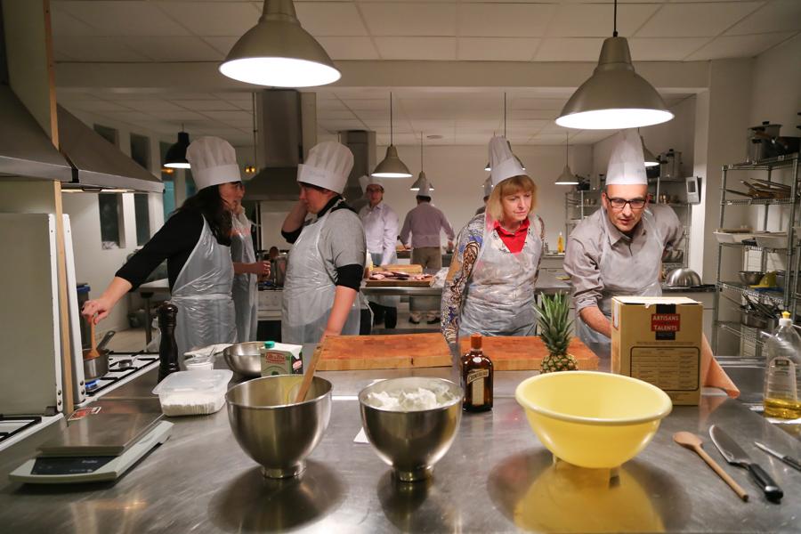 Atelier de cuisine - Airbus-197