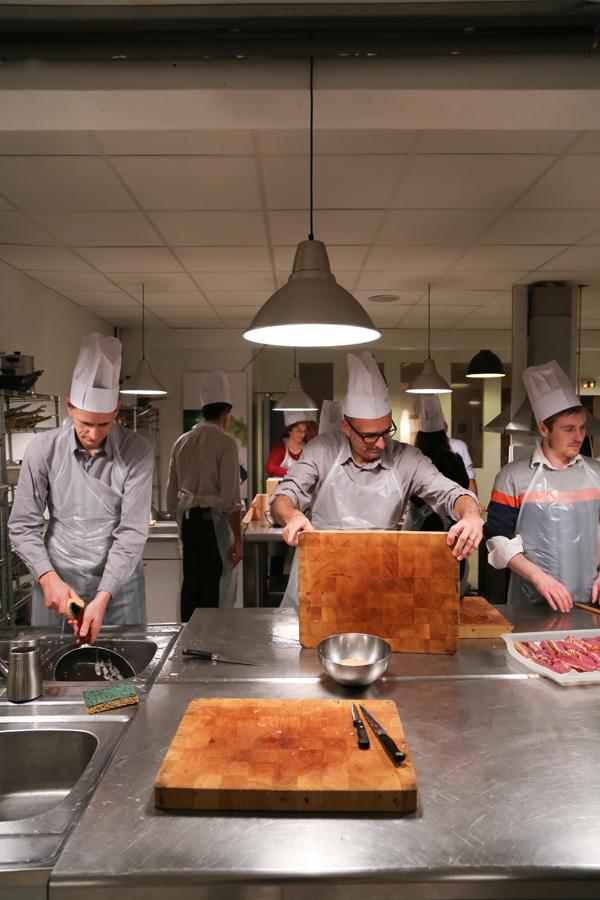 Atelier de cuisine - Airbus-224