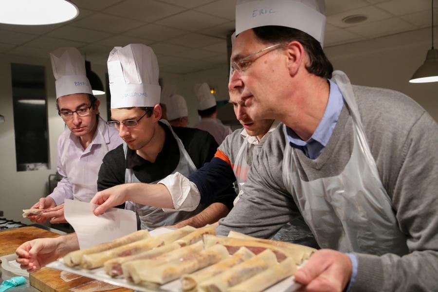 Atelier de cuisine - Airbus-278