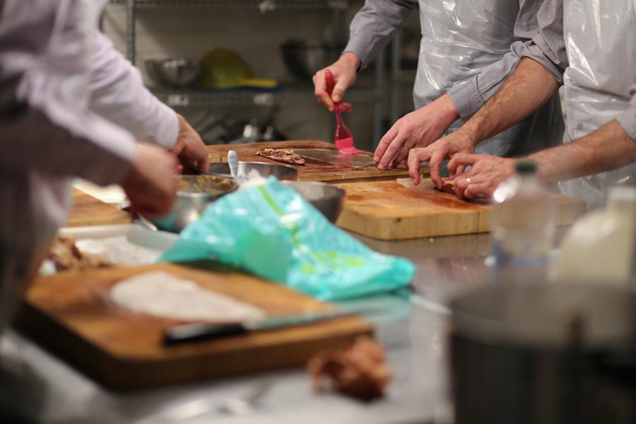 Atelier de cuisine - Airbus-292
