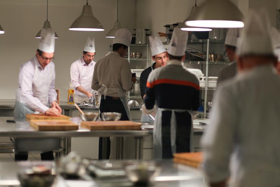 Atelier de cuisine - Airbus-319