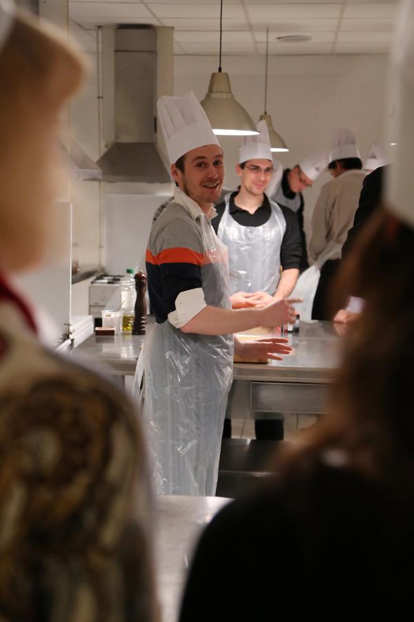 Atelier de cuisine - Airbus-79