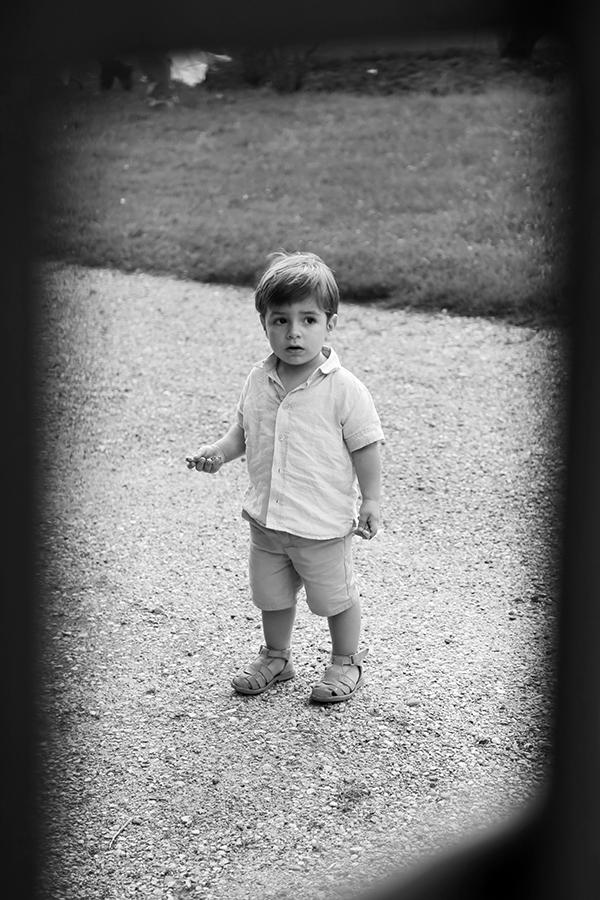 enfant photo en exterieur