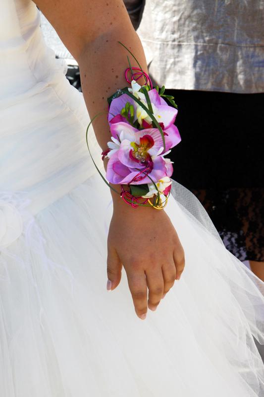 Photographe mariage l'Isle Jourdain - Détail de la main