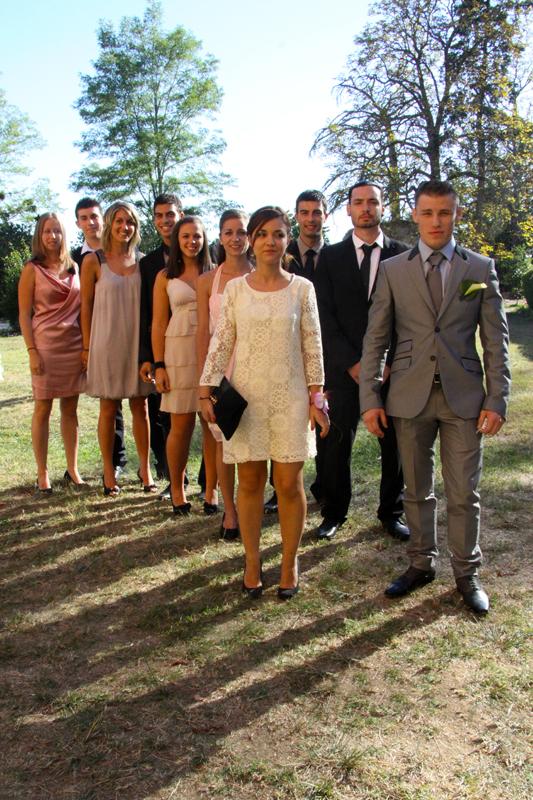 Photographe mariage l'Isle Jourdain - Avant la cérémonie
