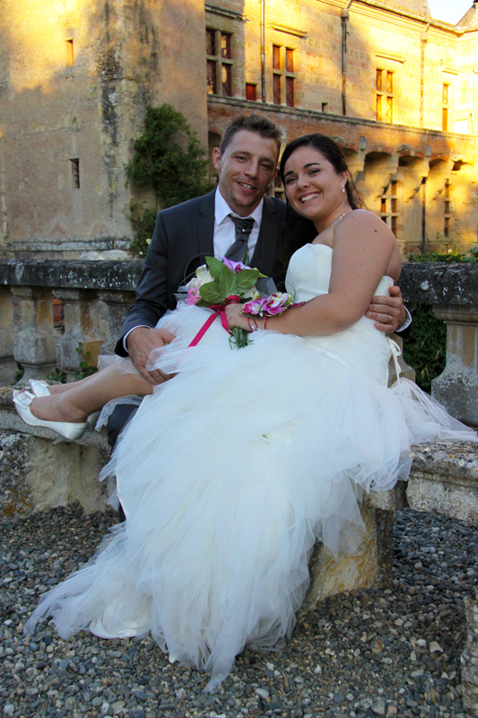 Photographe mariage l 39 isle jourdain pose originale - Photo originale mariage ...