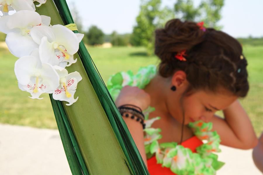 Photographe Mariage Bérat / Invité et fleur