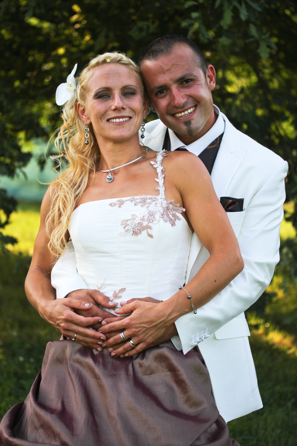 Photographe Mariage Bérat / Couple heureux