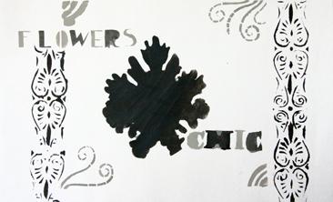 Cours arts plastiques enfant Toulouse - Pochoir