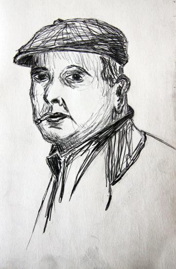 Cours arts plastiques adulte Toulouse - Portrait picasso