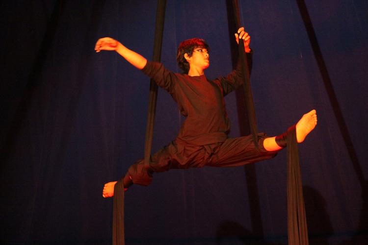 Photographe évènementiel Toulouse - Spectacle de cirque-4