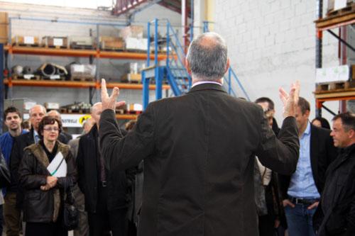 Reportage industriel Toulouse - Visite d'atelier