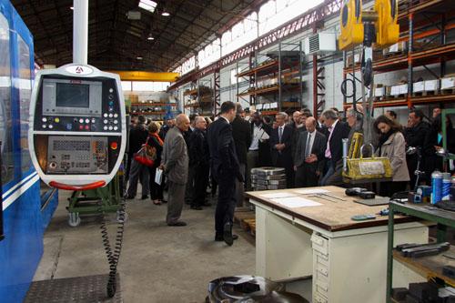 Reportage industriel Toulouse - Visite d'atelier/4