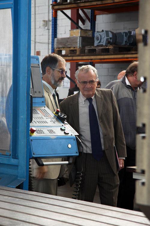 Reportage industriel Toulouse - Visite d'atelier/6
