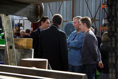 Reportage industriel Toulouse - Visite d'atelier/12
