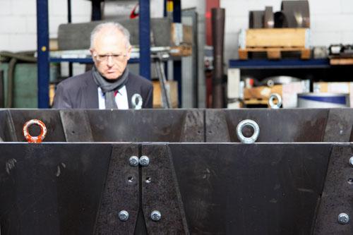 Reportage industriel Toulouse - Visite d'atelier/14