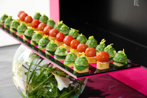 Photographe évènementiel Toulouse -  Le buffet