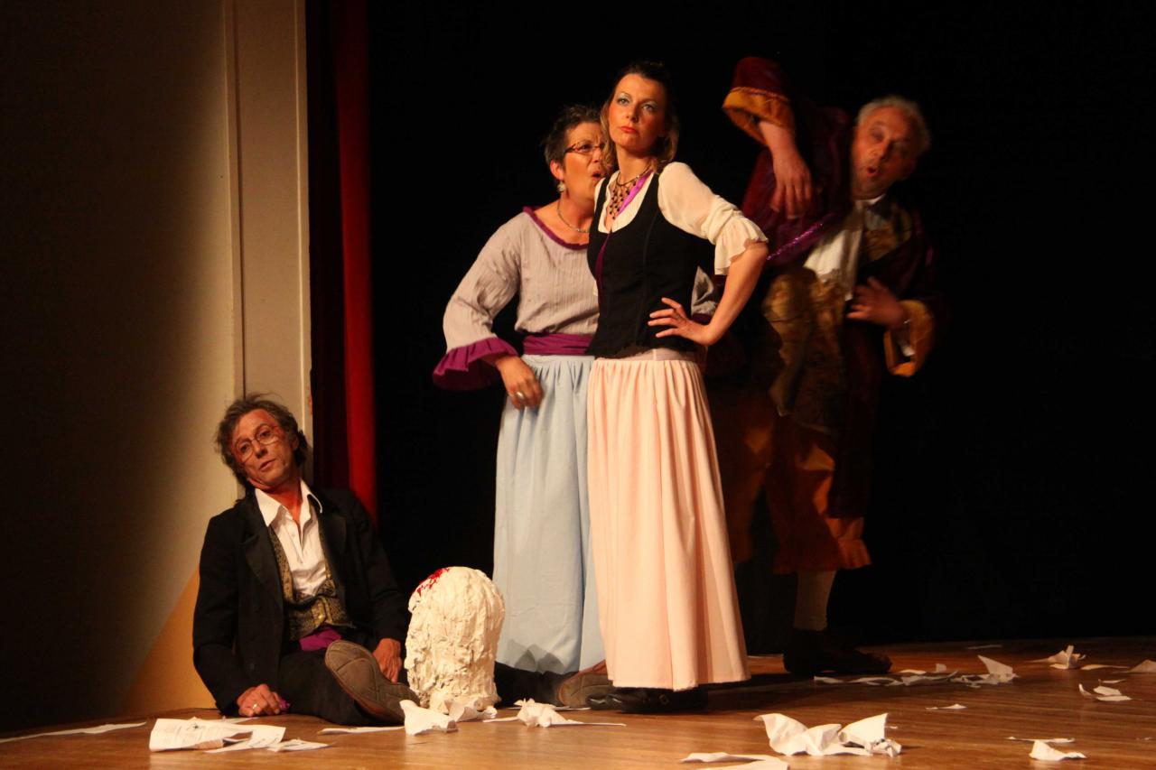 Photographe évènementiel Toulouse - Spectacle de théâtre-11