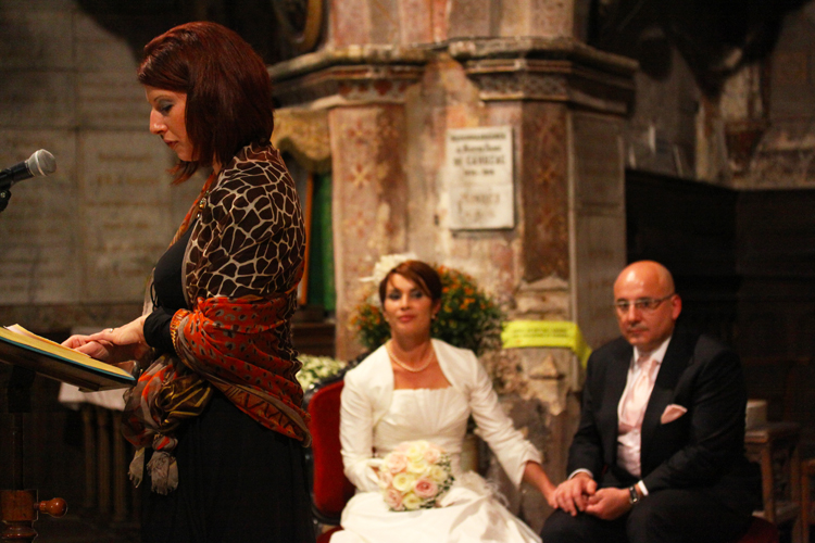 Photographe mariage Auch - DIscours