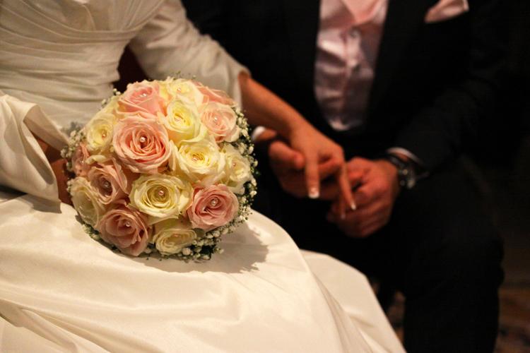 Photographe mariage Auch - Le bouquet