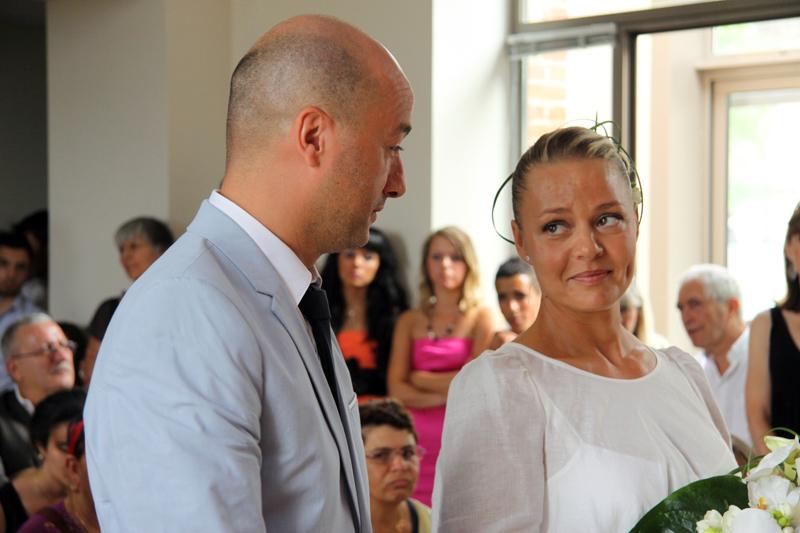 Photographe mariage Albi - Regard complice