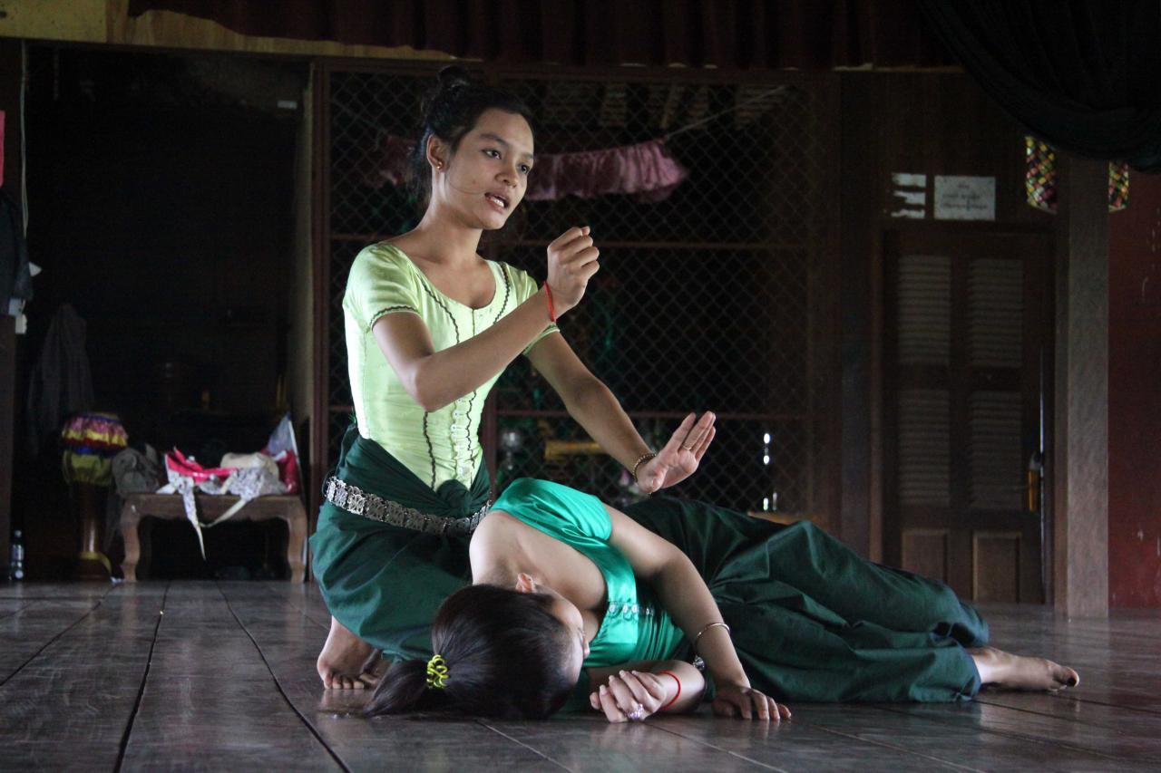 Photographe évènementiel Toulouse - Spectacle de danse-2