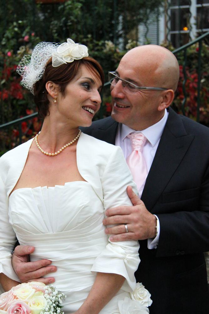 Photographe mariage Auch - En pose