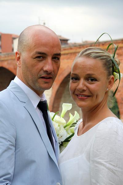 Photographe mariage Albi - Pose classique