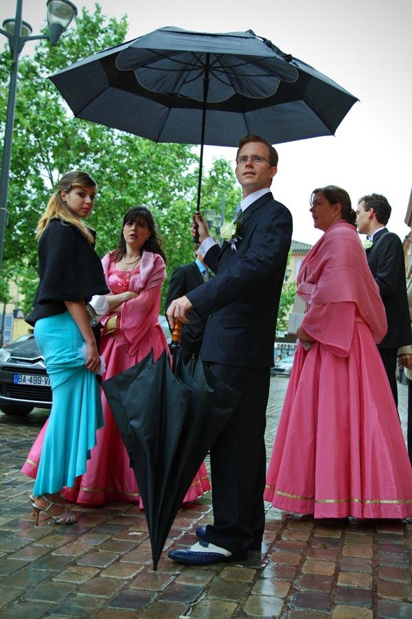 Photographe mariage Castelsarrasin / Ambiance anglaiser