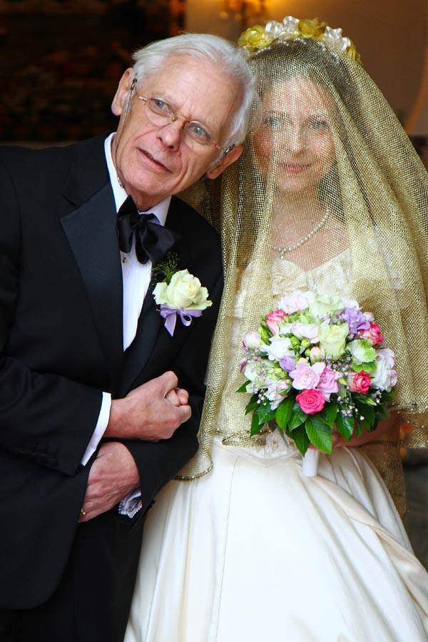 Photographe mariage Castelsarrasin / Père et fille