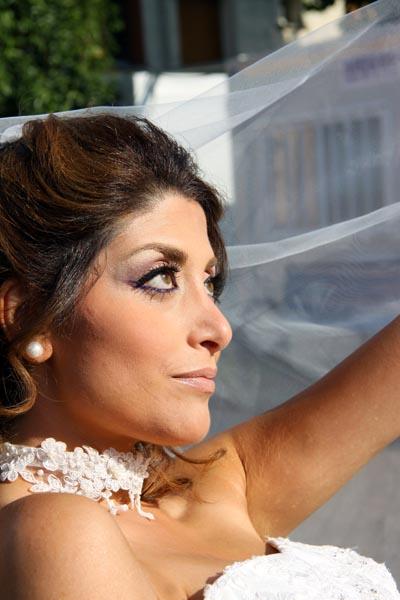 photographe mariage Toulouse - Avec le voile