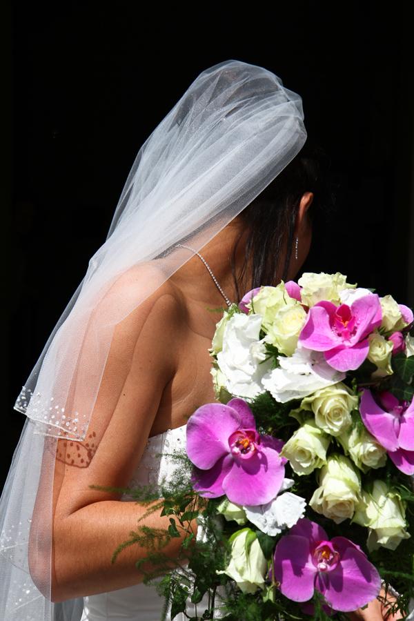 Photographe mariage Muret / Le bouquet