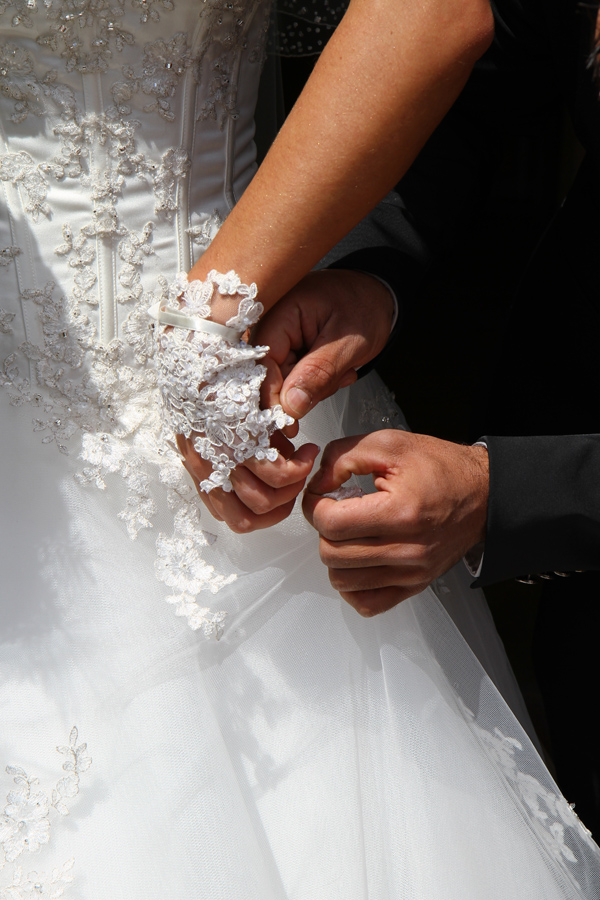 Photographe mariage Muret / Les mains