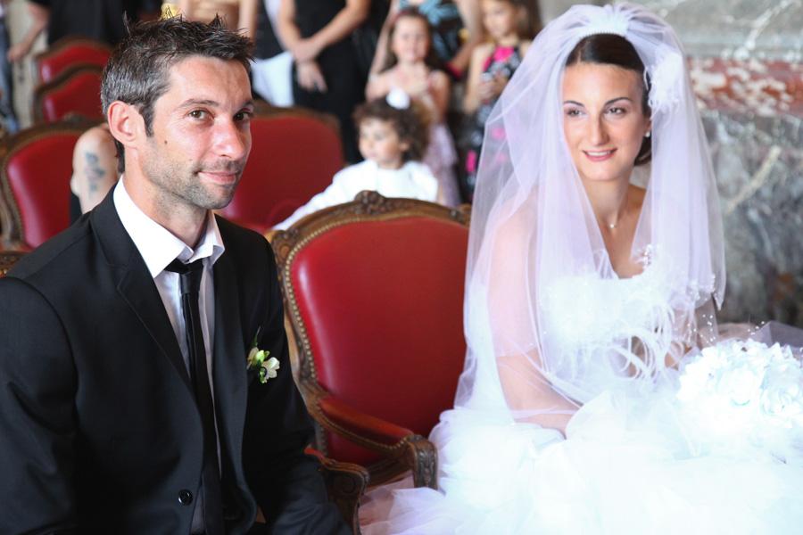 Photographe Mariage Toulouse / Regard du marié