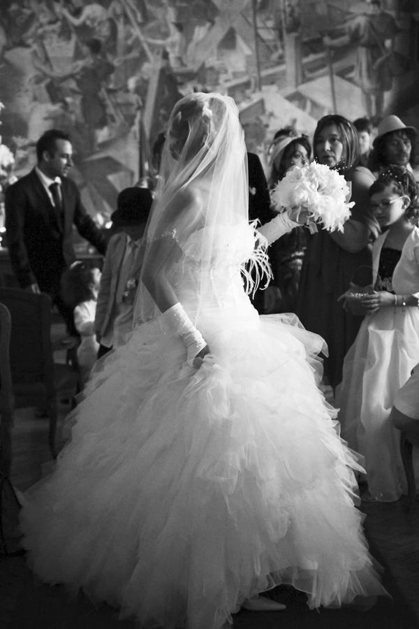 Le retournement de la mariée