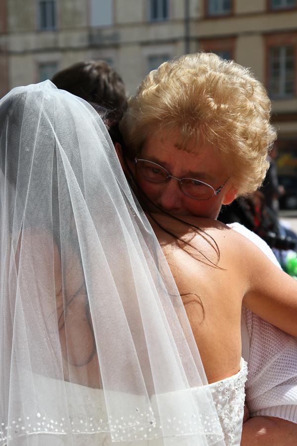 Photographe mariage Muret / Regard affectueux