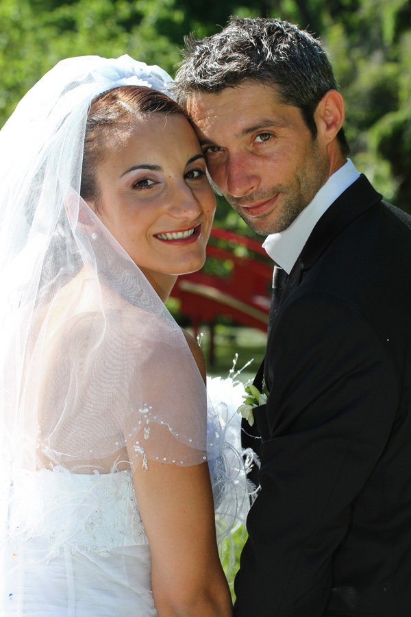 Photographe Mariage Toulouse / Regards intenses