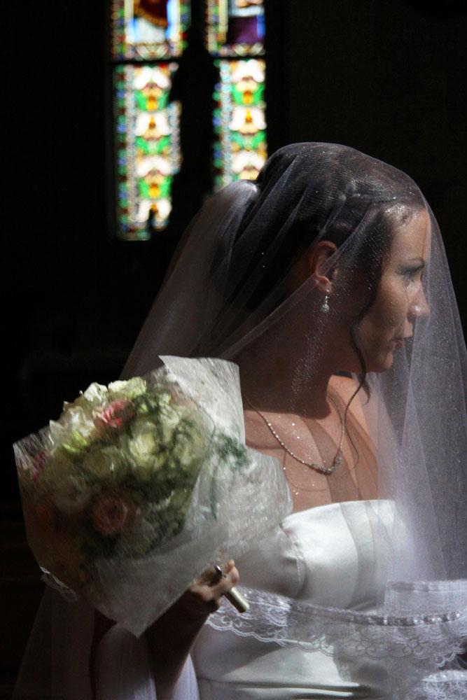 Photographe mariage Montauban - La mariée au bouquet