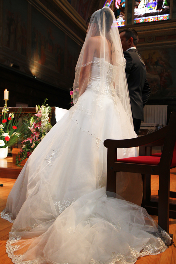 Photographe mariage Muret / Cérémonie religieuse