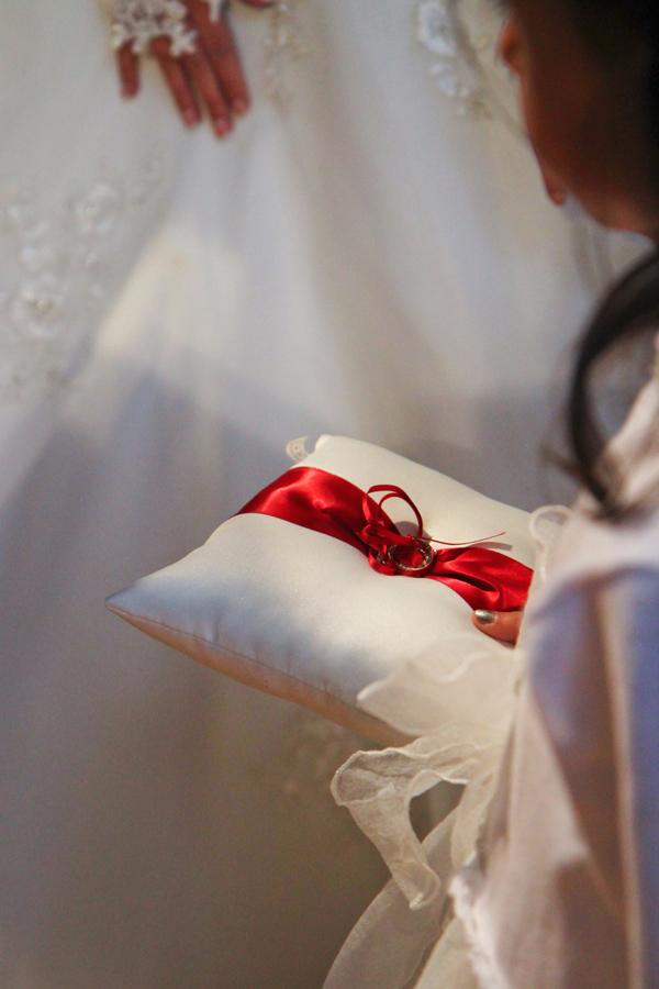 Photographe mariage Muret / Les alliances