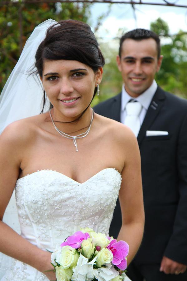 Photographe mariage Muret / Devant