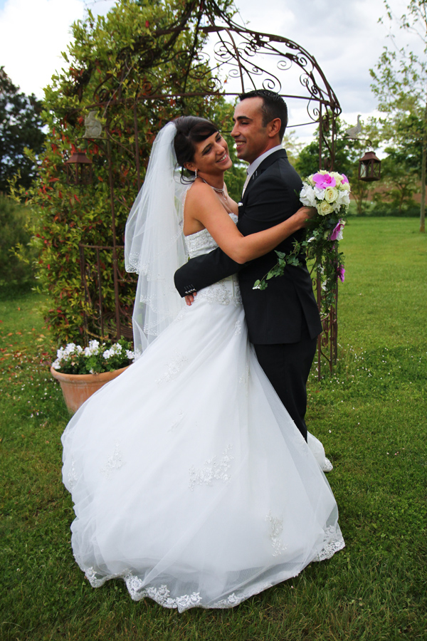 Photographe mariage Muret / En dansant