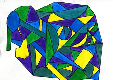 Cours arts plastiques enfant Toulouse - Peinture/2
