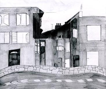 Cours d'arts plastiques ados Toulouse - Architecture/1