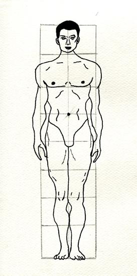 Cours d'arts plastiques ados Toulouse - Anatomie/3